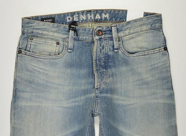 Bild 3: Denham Razor Jeans W28L30 für Abholer 5-282