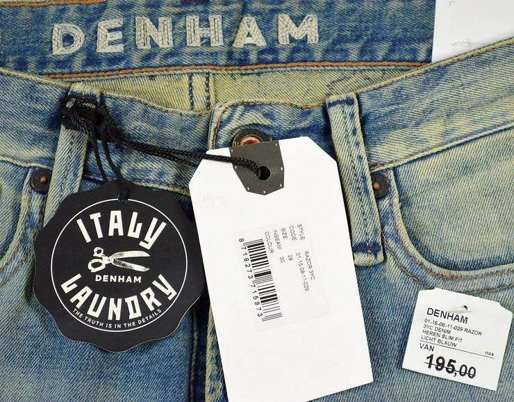 Bild 5: Denham Razor Jeans W28L30 für Abholer 5-282