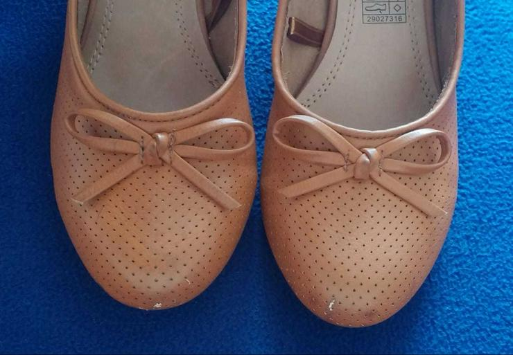 Bild 2: Damen Schuhe Pumps mit Keil Gr.39 Walkx Woman