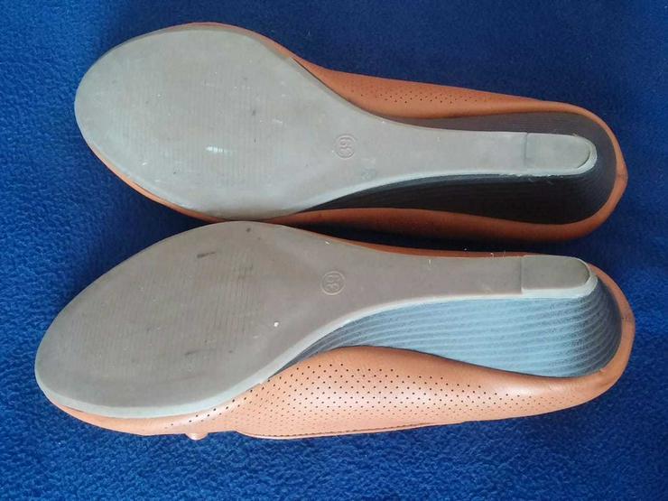 Bild 4: Damen Schuhe Pumps mit Keil Gr.39 Walkx Woman