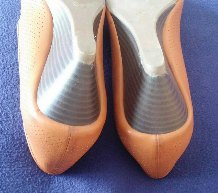 Bild 5: Damen Schuhe Pumps mit Keil Gr.39 Walkx Woman