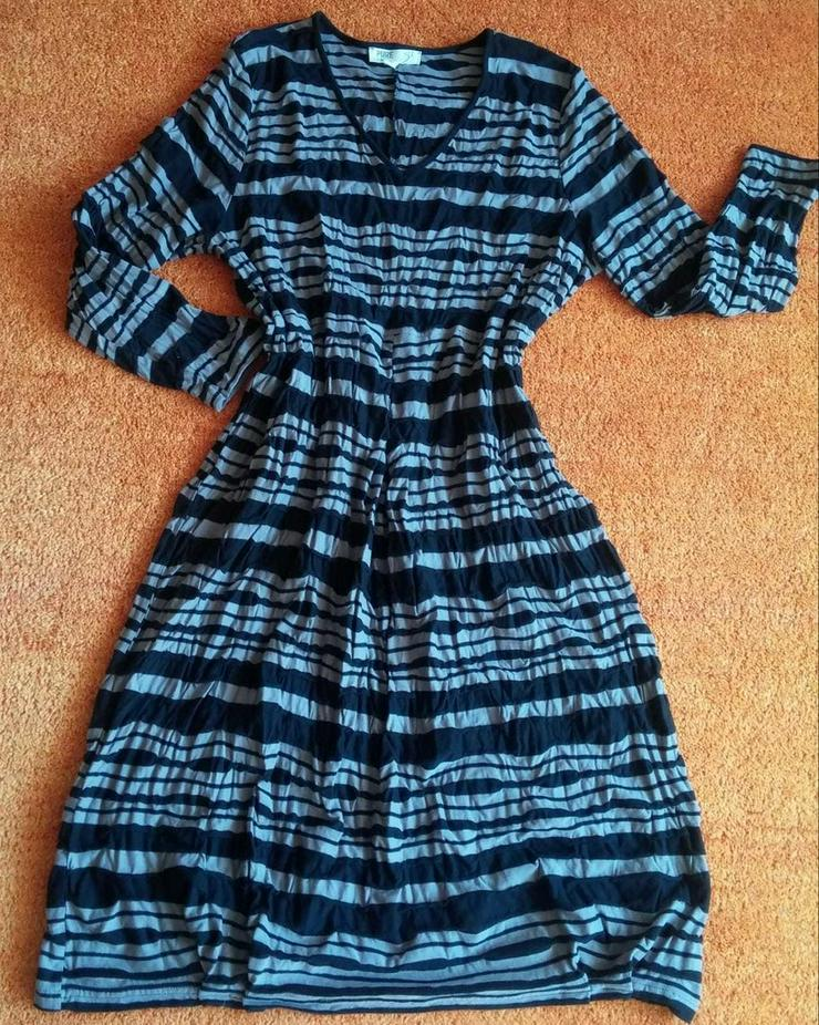 NEU Damen Kleid Jersey Gr.46/48 Ulla P.79,99#0x