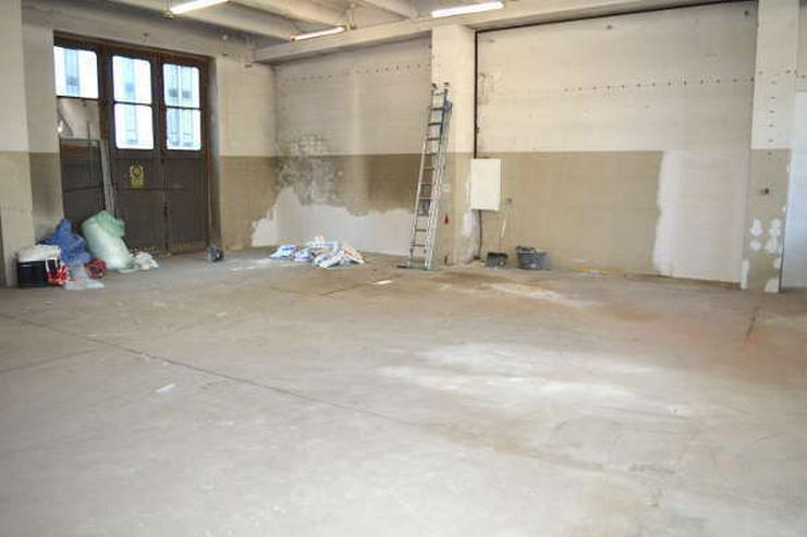Bild 3: Prov.-frei: Werkstatt/Lager für Handwerker, mit großer Freifläche