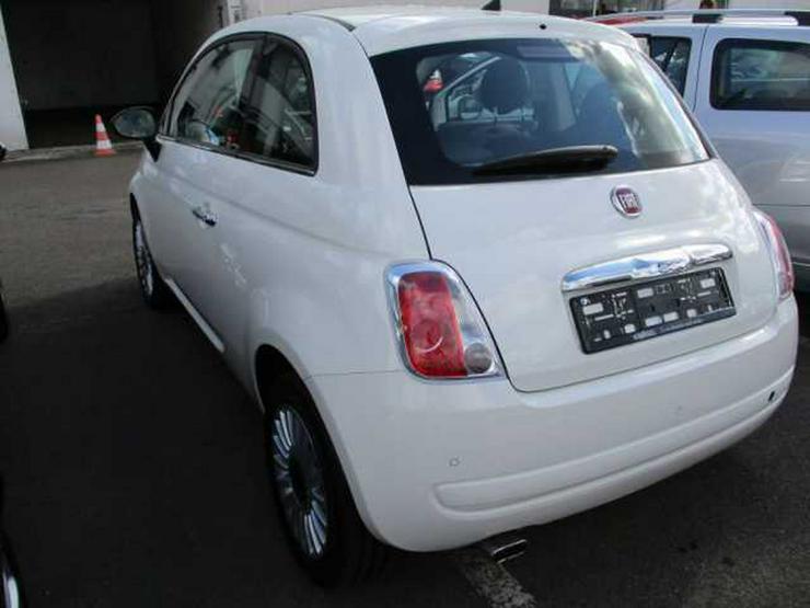 Bild 3: Fiat 500 1.2 Lounge