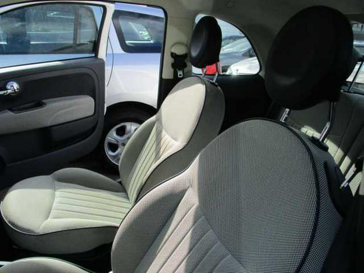 Bild 5: Fiat 500 1.2 Lounge