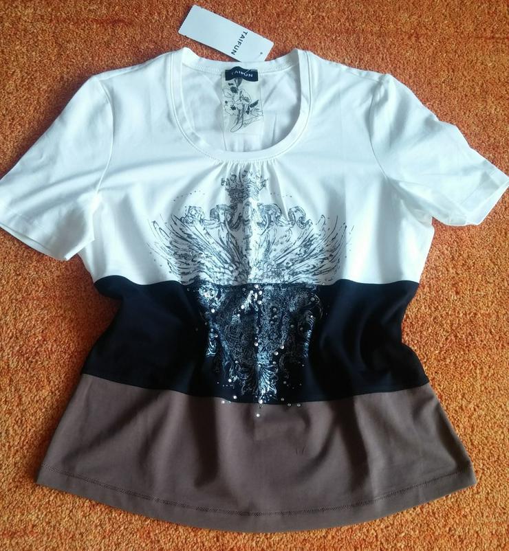 NEU Damen Shirt Sommer Gr.40 Taifun P.35,95#0xA