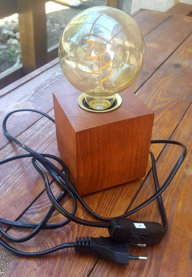 Holzlampe---Erika---Handanfertigung