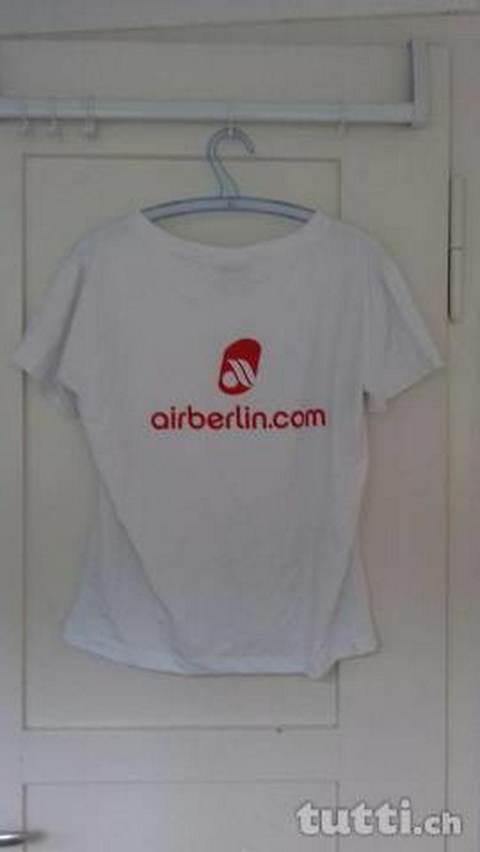 Bild 5: 5 x airberlin T-Shirt 152-164 (XS)