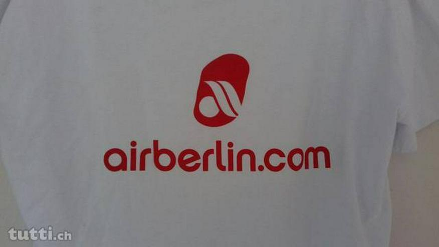 Bild 3: 5 x airberlin T-Shirt 152-164 (XS)