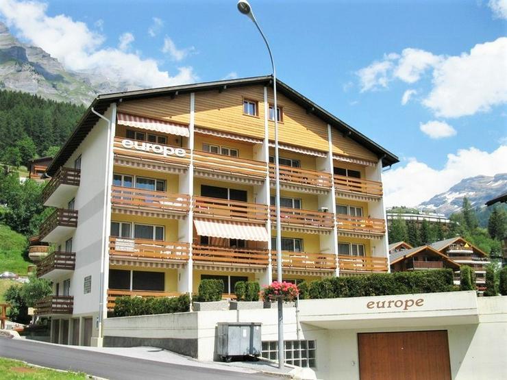 EUROPE gemütliche 1.5-Zimmerwohnung mit Balkon