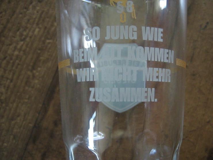 Bild 3: 6 Diebels Alt Gläser