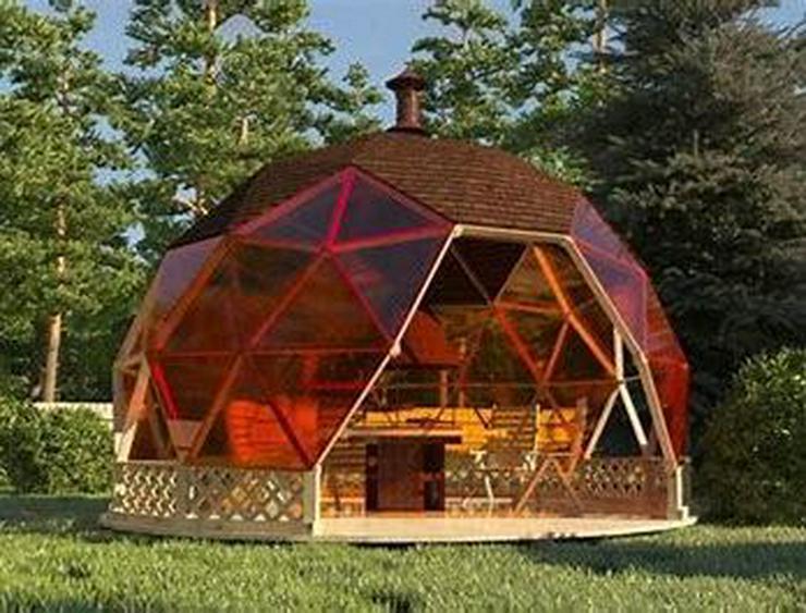 Gartenhaus Pavillon Ferienhaus Ausbauhaus