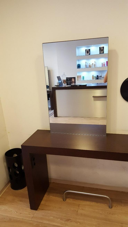 Bild 2: Friseureinrichtung Bedienplätze inkl. 2 Spiegel