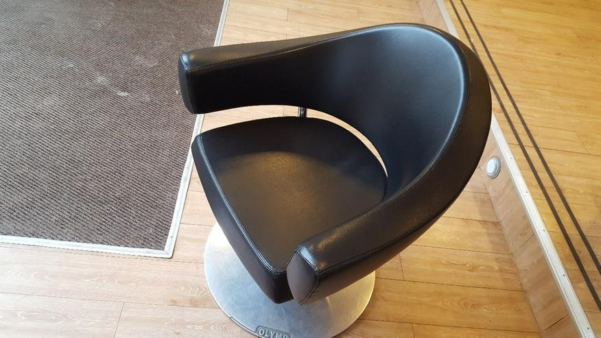 Bild 4: Friseureinrichtung Stühle