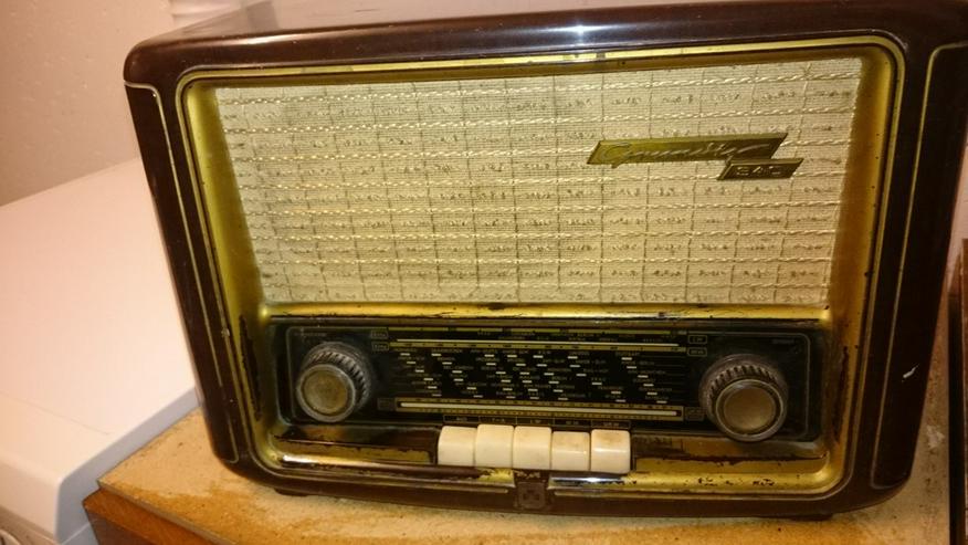 Bild 3: 2 Stück Radio - Oltimer