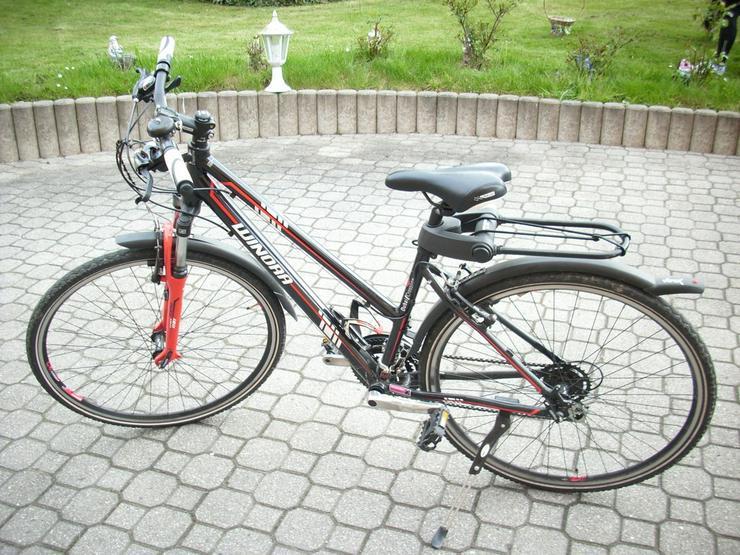 Verkaufe Damenfahrrad - Mountainbikes & Trekkingräder - Bild 1
