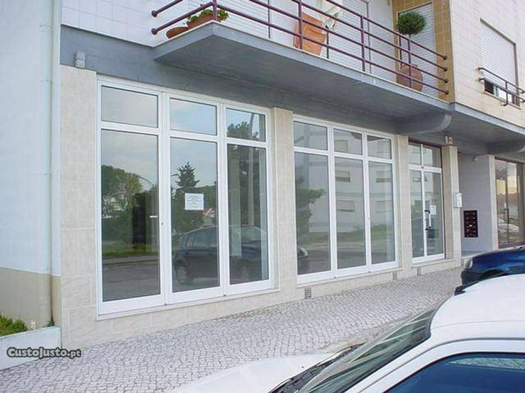 Ladenlokal 107m2 + Garage, M. Grande, Portugal - Bild 1