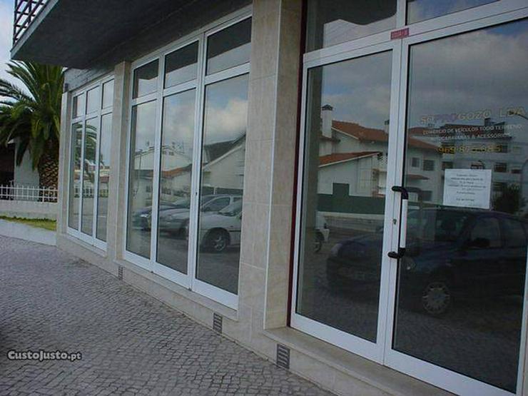 Bild 2: Ladenlokal 107m2 + Garage, M. Grande, Portugal