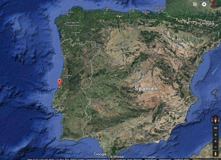 Bild 4: Grundstück 2.000m2, Silberküste, Portugal