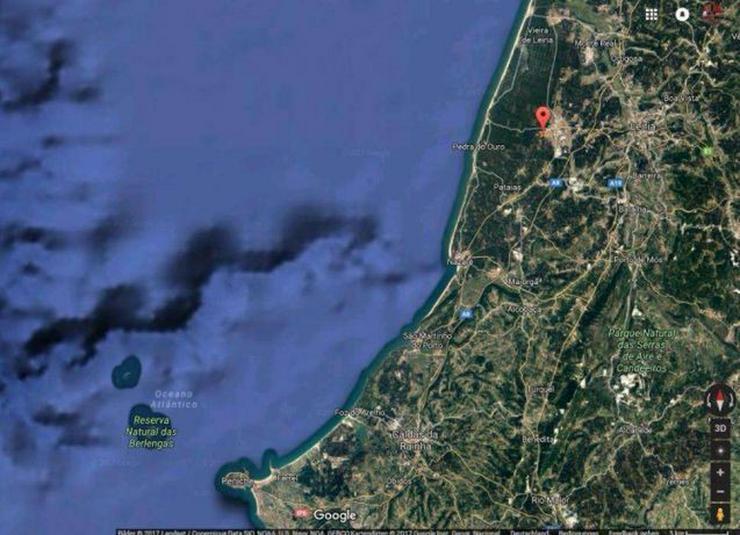 Bild 5: Grundstück 2.000m2, Silberküste, Portugal