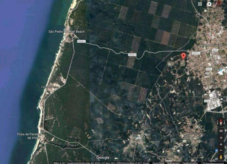 Bild 6: Grundstück 2.000m2, Silberküste, Portugal