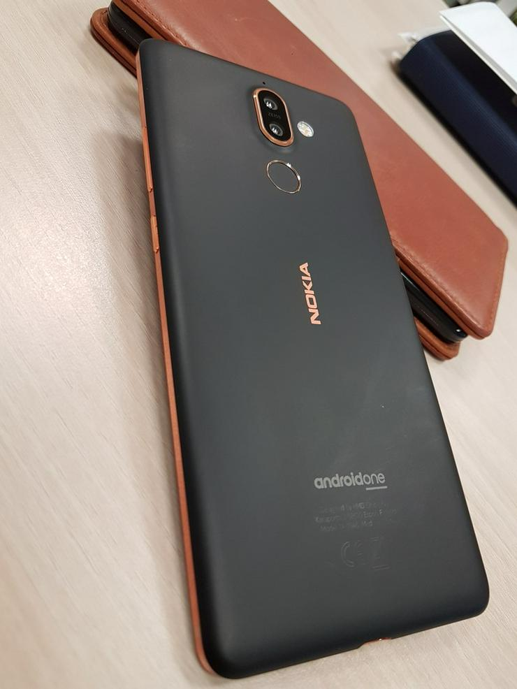 Bild 3: Nokia 7 Plus 64 GB schwarz