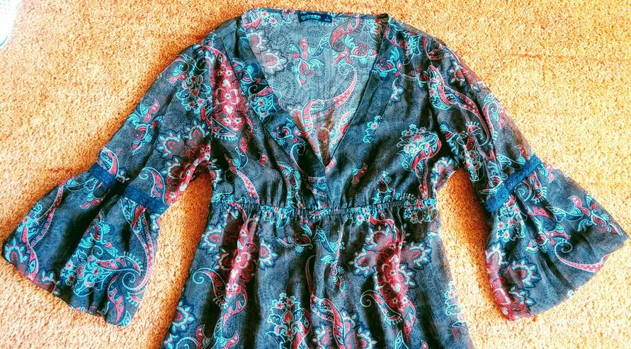 Bild 2: Damen Kleid lässige Tunika Gr.40/42/L Colours