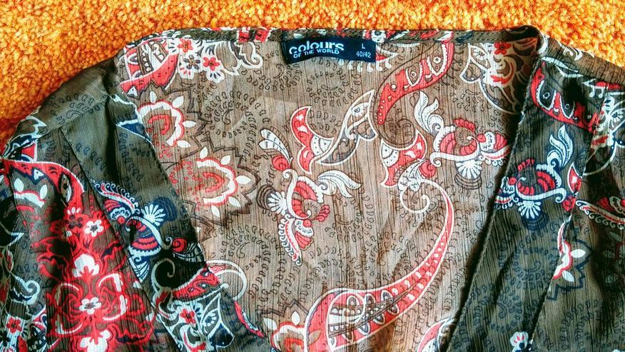 Bild 3: Damen Kleid lässige Tunika Gr.40/42/L Colours