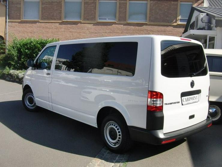 Bild 3: VW T5 Klima 9 Sitze e-Paket Scheckh. TÜV Siegel