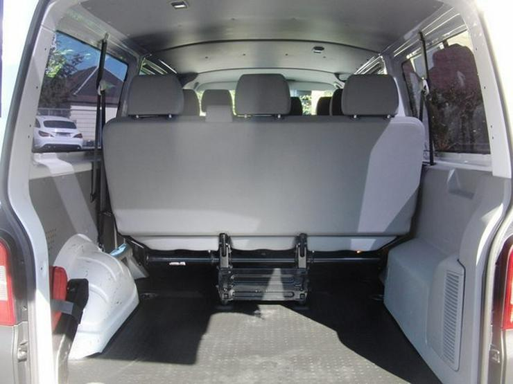 Bild 6: VW T5 Klima 9 Sitze e-Paket Scheckh. TÜV Siegel