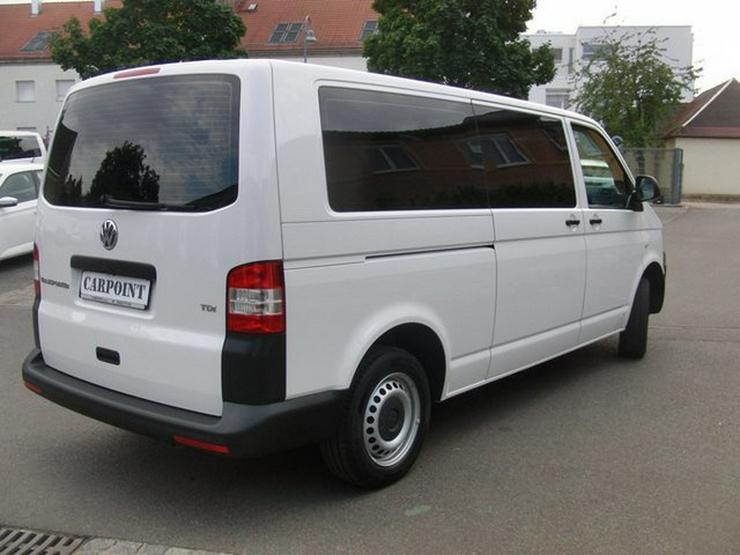 Bild 4: VW T5 Kombi Klima 9 Sitze e-Paket PDC ZV