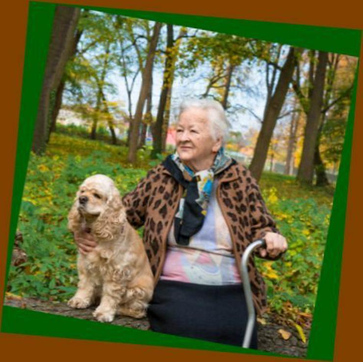 Seniorin sucht herzlichen Senior