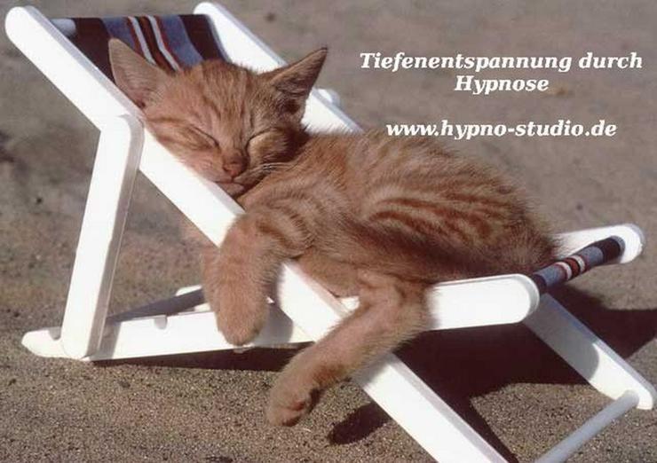 Tiefenentspannung durch Hypnose - Lebenshilfe - Bild 1