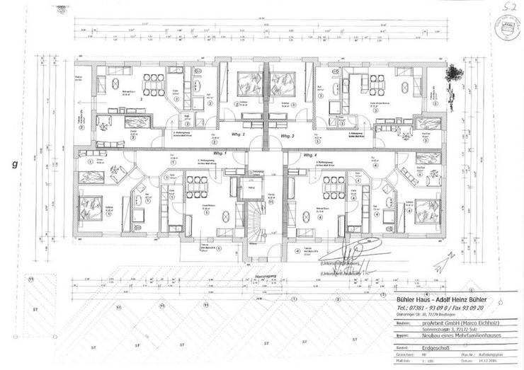 Bild 5: 3-Zimmer-Neubauwohnung (Erstbezug)
