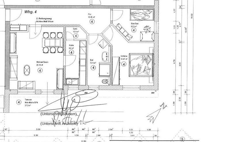 Bild 6: 3-Zimmer-Neubauwohnung (Erstbezug)