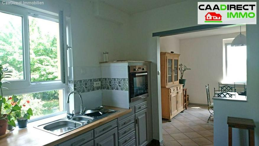 Bild 5: In Grüner Oase, 6000 m² Grdst., Nebengebäude, 8 Zimmer im Elsass - 4 km v/Breisach am R...