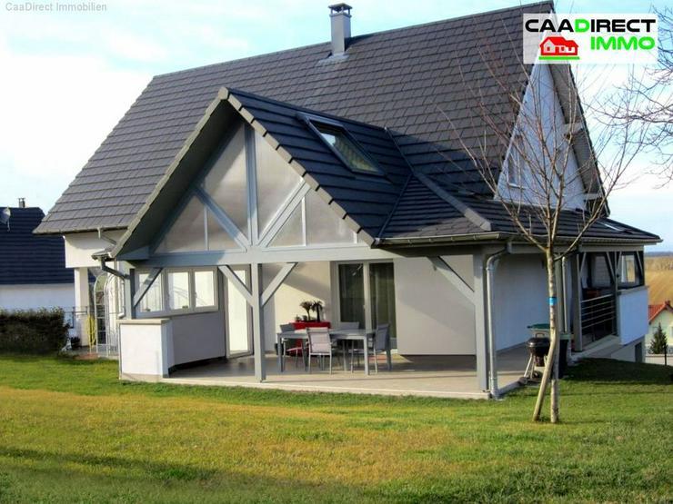 Stilvolles Einfamilienhaus im Elsass - 15 Minuten von Basel - Haus kaufen - Bild 1