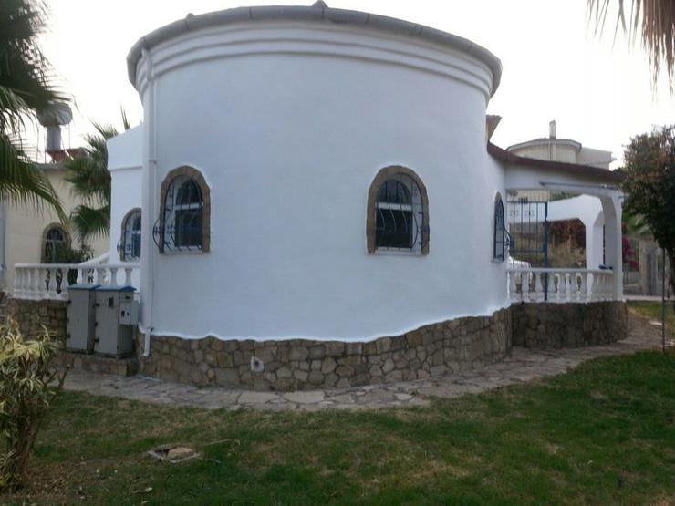 Kleine Villa an der türk. Riviera zu verkaufen