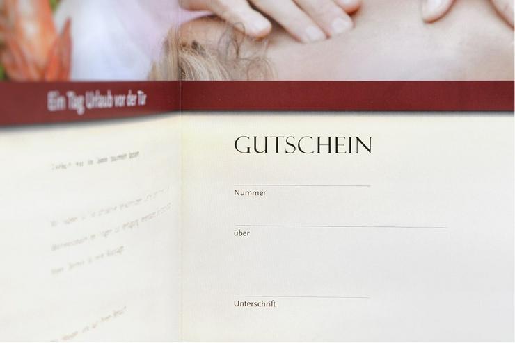 60€ Gutschein vom Saunadorf Lüdenscheid