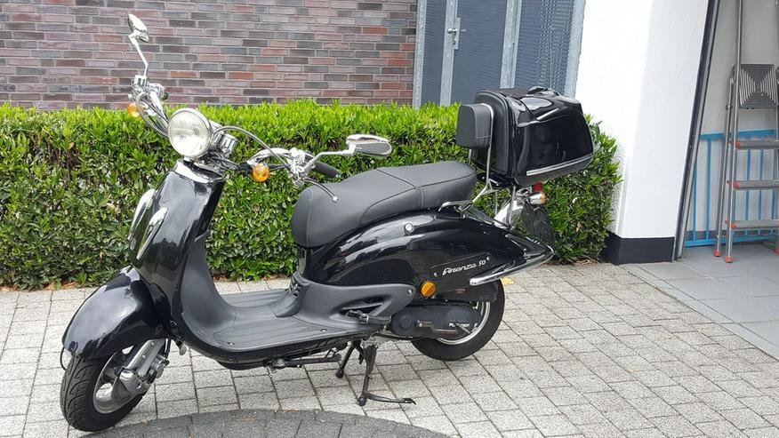Motorroller Firenze Retro 50