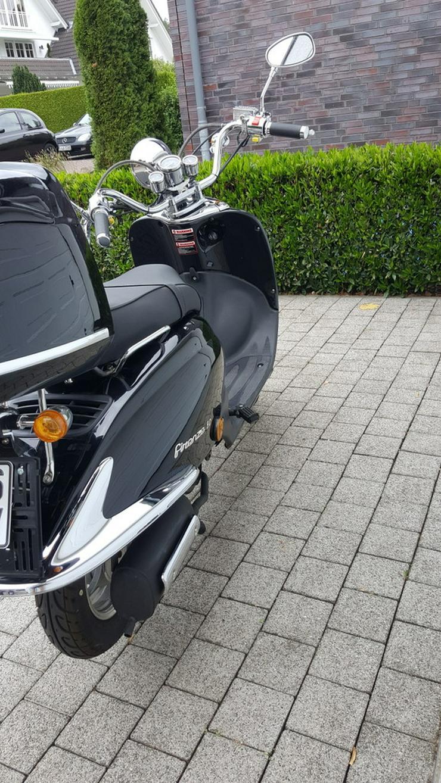 Bild 2: Motorroller Firenze Retro 50