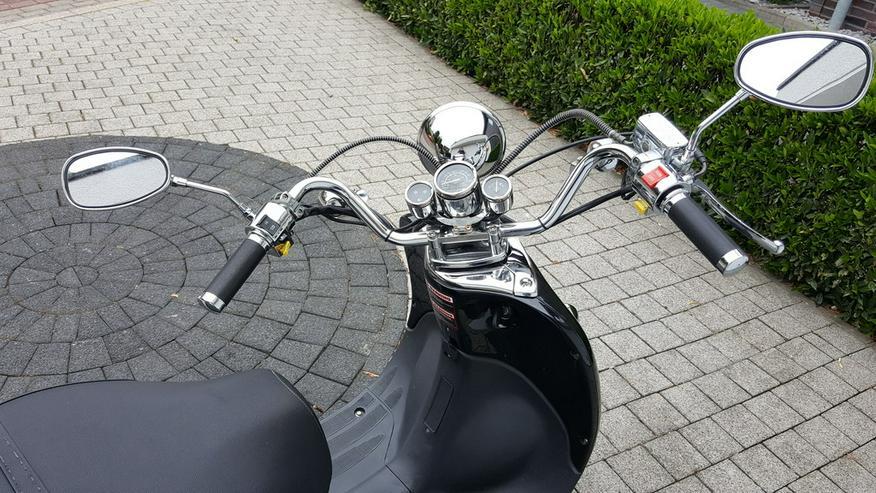 Bild 3: Motorroller Firenze Retro 50