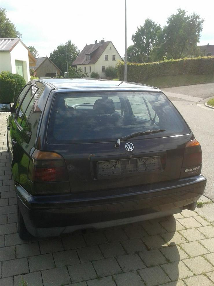 Bild 2: VW Golf