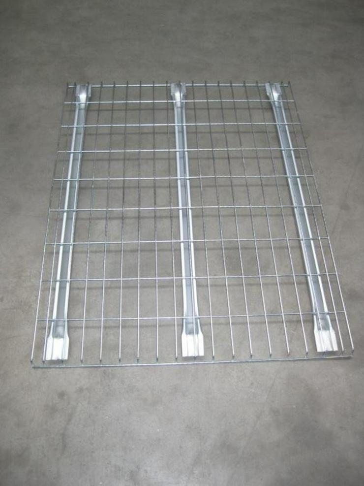 Bild 2: Gitterboden für Palettenregale