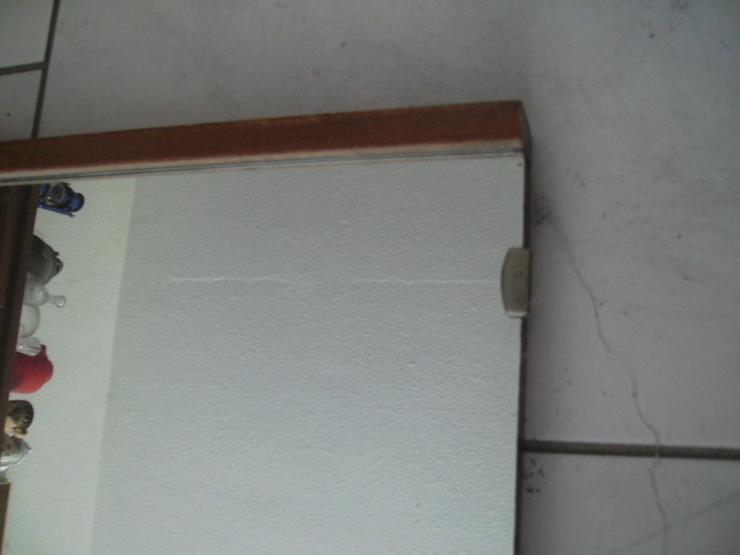 Bild 4: Spiegel Wandspiegel auf Holz - BIS 30.09. !!!