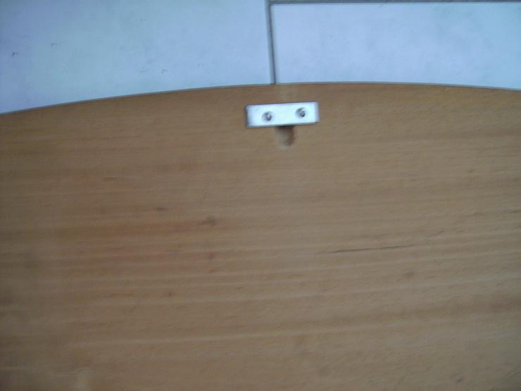 Bild 6: Spiegel Wandspiegel auf Holz - BIS 30.09. !!!