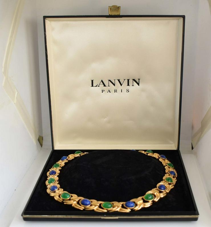 Lavin Paris Collier vergoldet