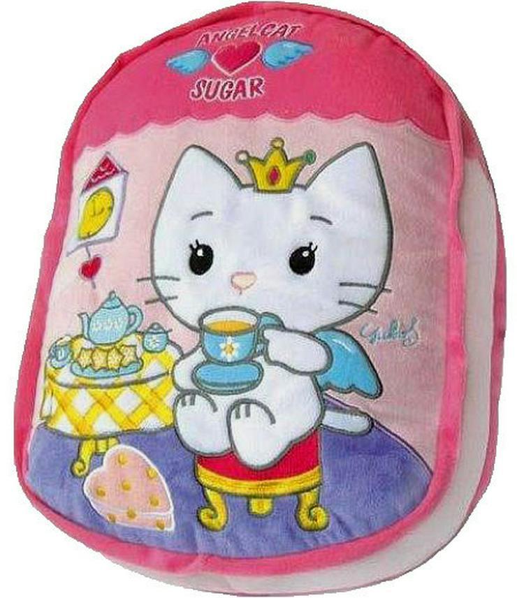 Angel Cat Sugar Kissen nur für Abholer 41041001 - Teddybären & Kuscheltiere - Bild 1