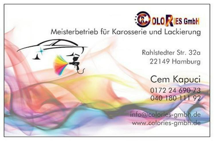 Bild 4: Kfz Meisterbetrieb, Karosserie u. Lackierung