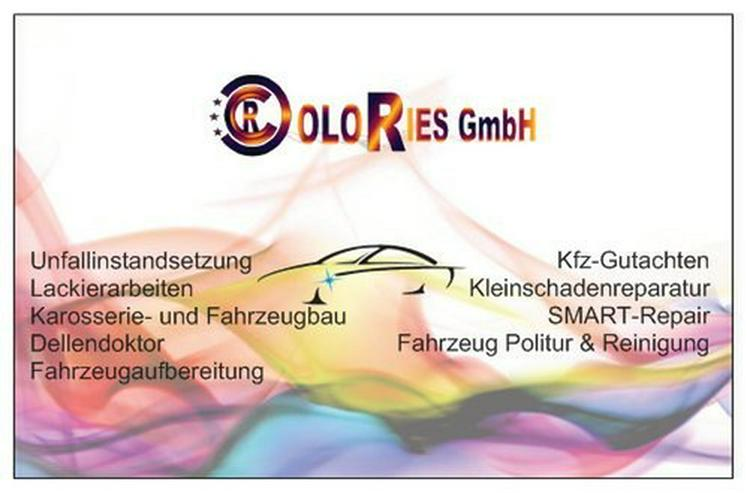 Bild 5: Kfz Meisterbetrieb, Karosserie u. Lackierung
